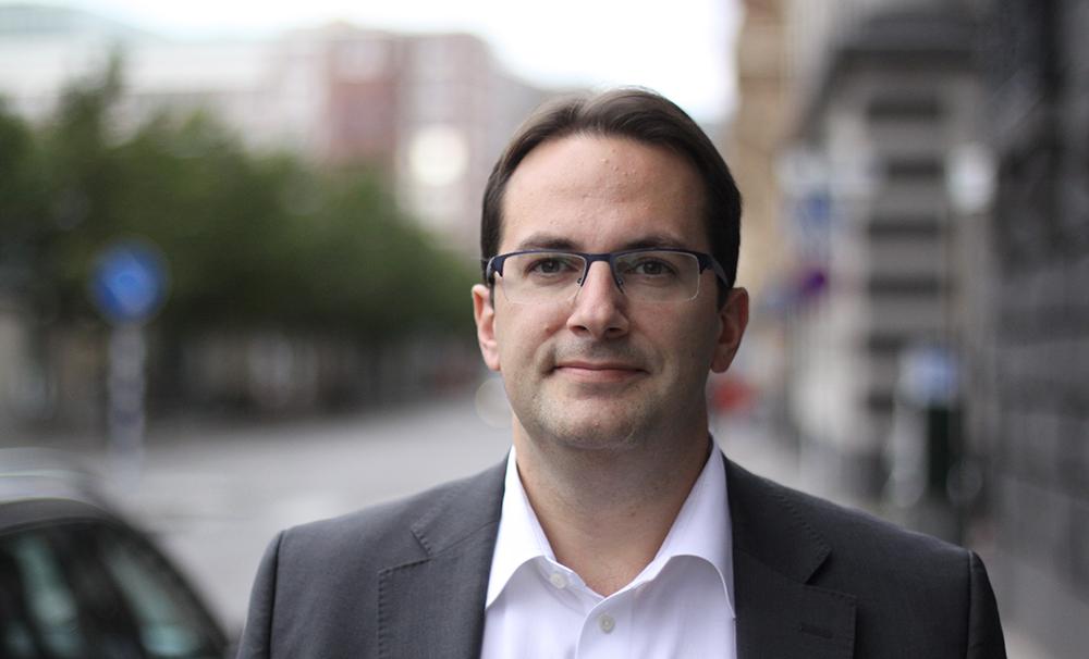 Nicolas Moch, CIO på SEB.
