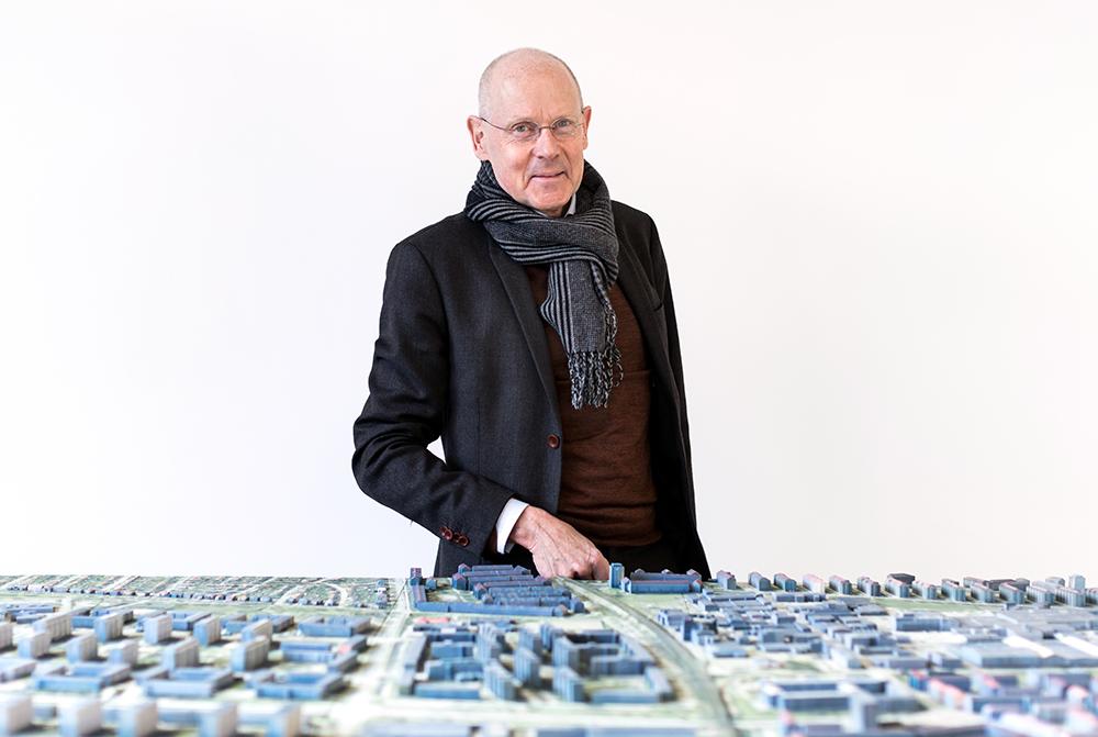 Christer Larson, stadsbyggnadsdirektör i Malmö stad.