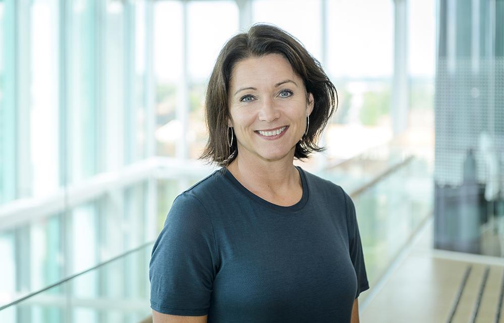 Jonna Myrebris, fastighetschef i Lunds kommun. Foto: Kennet Ruona