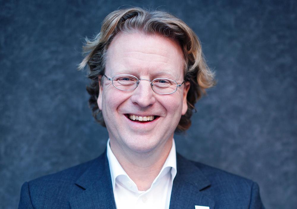 Anders Lundquist, biträdande generaldirektör vid Lantmäteriet. Foto: Katinka Igelberg