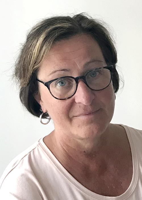 Monica Grönlund, domänarkitekt på SEB.