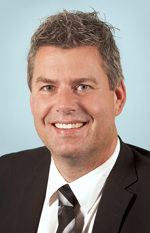 Christer Sundin, chef för verksamhetsområde anskaffning och logistik på FMV. Foto: Unn Tiba / FMV