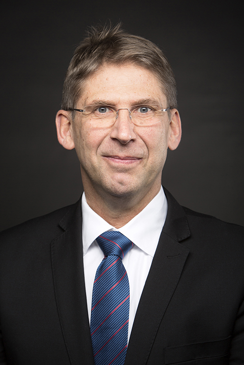 Jan Moström, vd och koncernchef på LKAB. Foto: Fredric Alm / Alm & ME