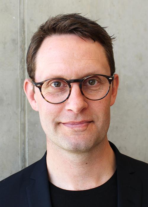 Marcus Horning, stadsbyggnadsdirektör i Lunds kommun. Foto: Emma Wolf