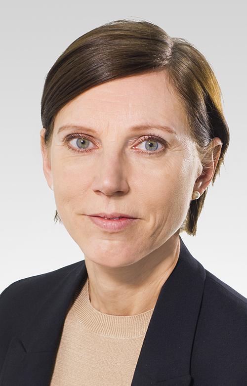 Anna Axelsson, biträdande stadsbyggnadsdirektör i Uppsala kommun. Foto: Stewen Quigley
