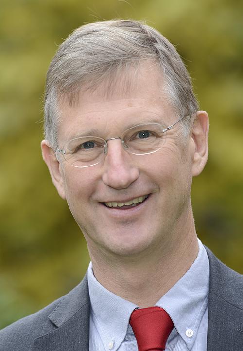 Gustaf Landahl, avdelningschef för plan- och miljöavdelningen på Miljöförvaltningen i Stockholms stad.