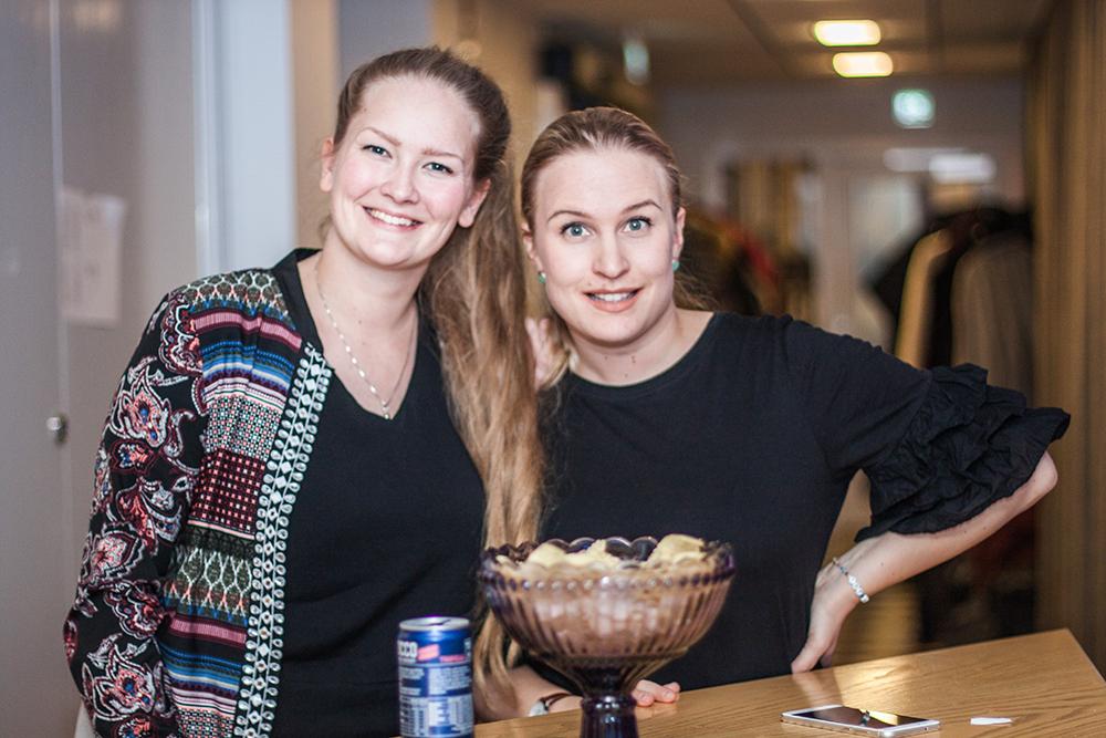 Maria Paavola och Maria Norberg driver tillsammans Facebookgruppen Teknikkvinnor.