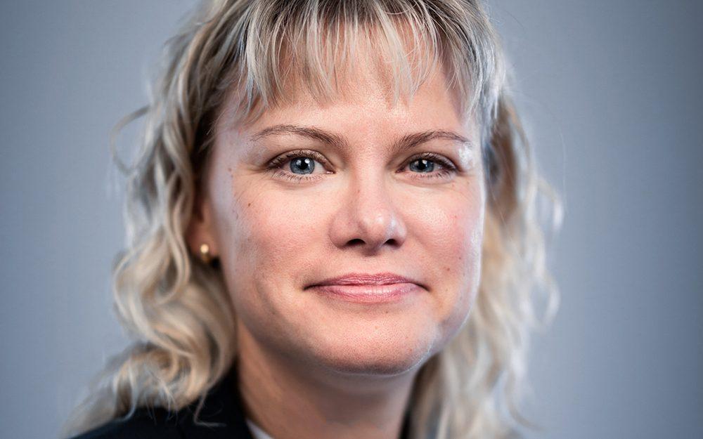 Ellen Molin, styrelseledamot i branschorganisationen SOFF.