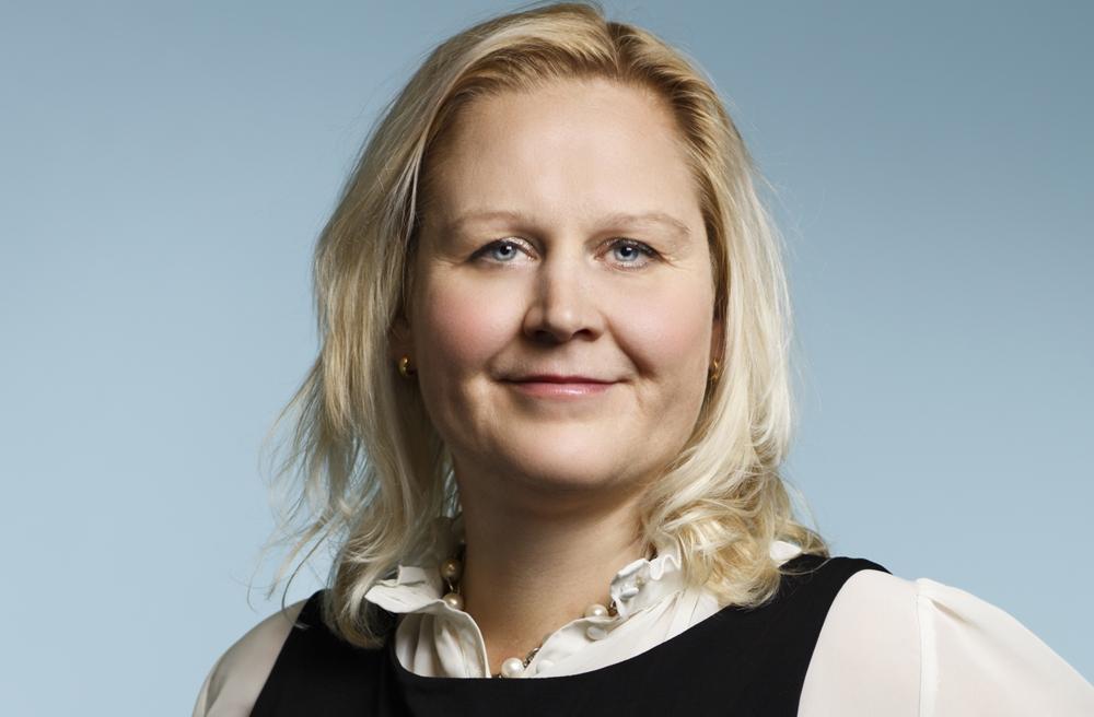 Elisabeth Stjernstoft, Ordförande för dataföreningens Stockholmskrets, CIO Apoteket. Foto: Johan Töpel
