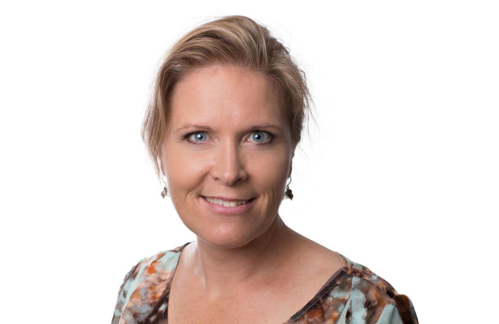 Filippa Jennersjö, CIO på Arbetsförmedlingen. Foto: Arbetsförmedlingen