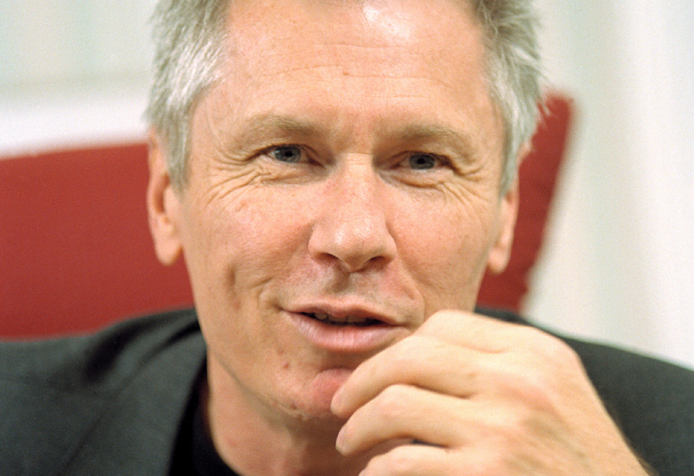 Bo Dahlbom, professor i informatik vid Göteborgs universitet.