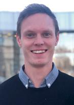 Erik Josefsson, Head of Advanced Industries på Ericsson.