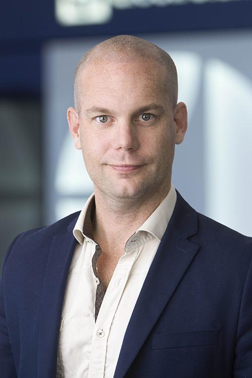 Johan Vallin, Global Head of Data Science på Electrolux. Foto: Electrolux