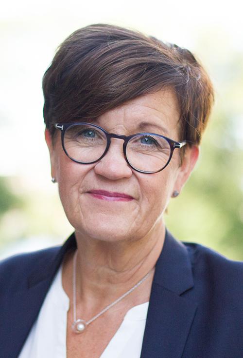Katrin Westling Palm, GD för Skatteverket. Foto: Fialotta Bratt