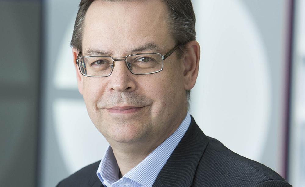 JP Iversen, CIO på Electrolux. Foto: Electrolux
