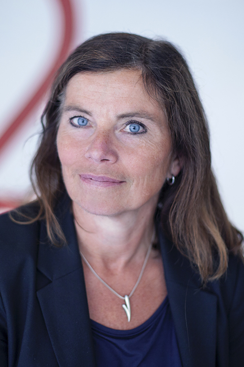 Anna Granström, CIO på Lantmäteriet. Foto: Katinka Igelberg