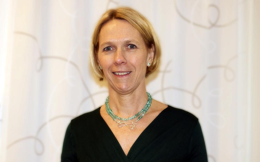 Anna Günhter Hanssen, biträdande it-chef på Polisen.