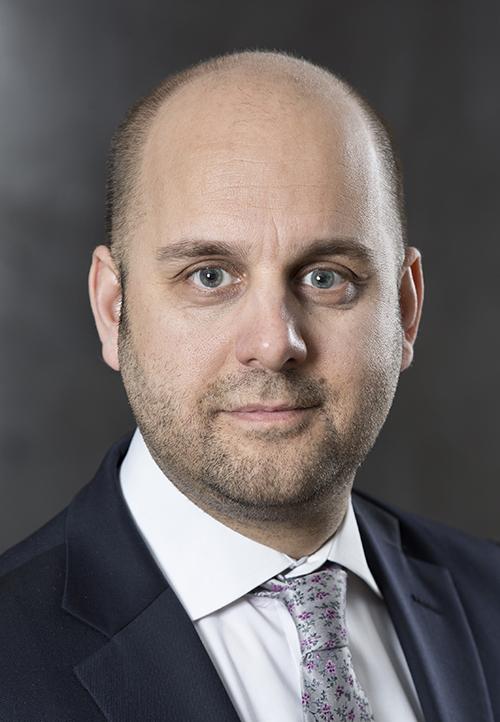 Åke Holmgren, chef för cybersäkerhet och säkra kommunikationer vid MSB. Foto: MSB