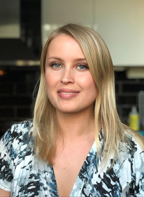 Erika Viklund, IT-tekniker.